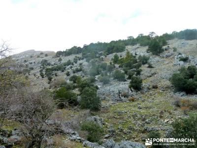 Cazorla - Río Borosa - Guadalquivir; la panera madrid el jerte pico del lobo